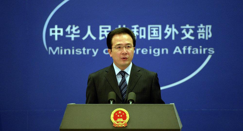 中國外交部:打擊恐怖主義不應持雙重標準 不應與宗教和民族掛鈎