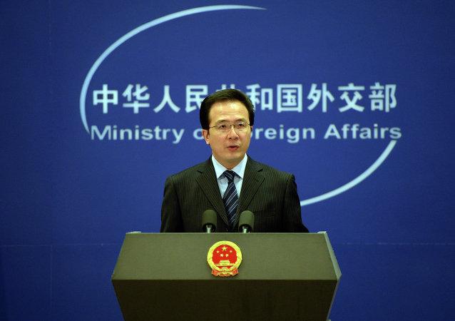 中國對在也門結束軍事行動表示歡迎