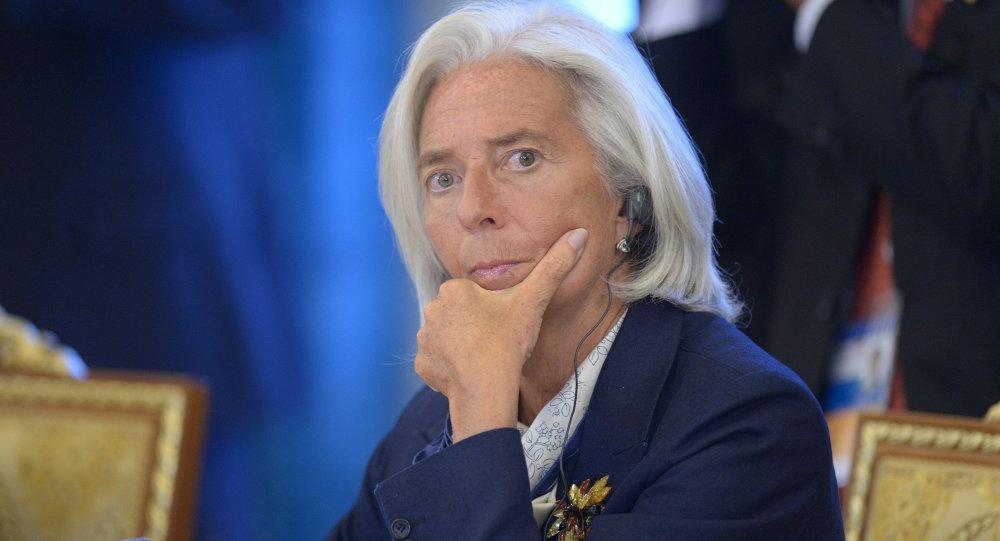 拉加德:國際貨幣基金組織將繼續支持希臘