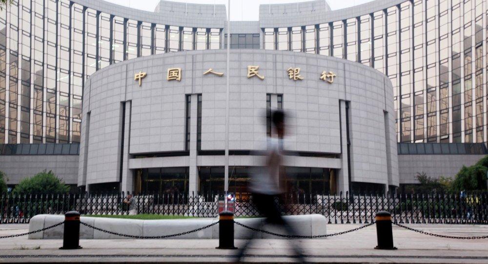 中國央行敦促各銀行不得允許資本通過上海外流