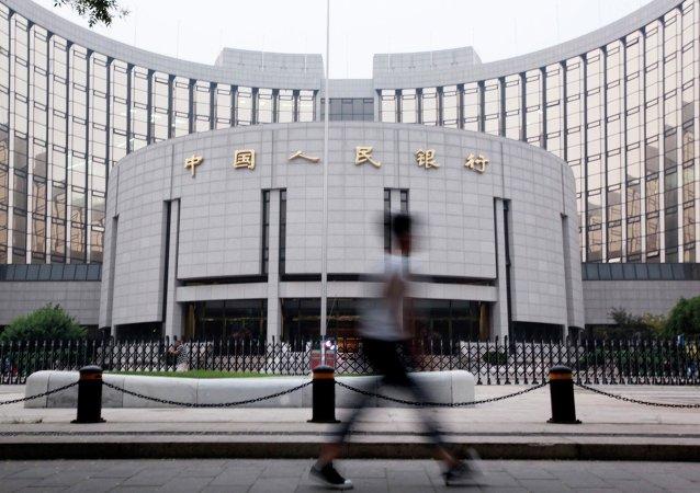 中國央行駁斥媒體關於中國故意使人民幣貶值的報道