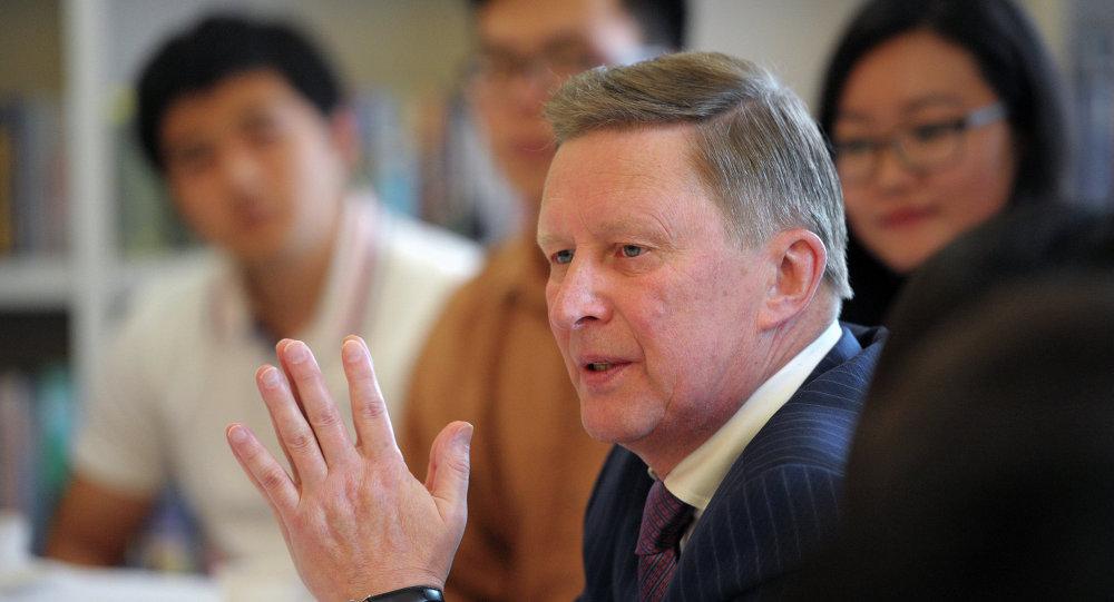 俄羅斯總統辦公廳主任謝爾蓋·伊萬諾夫