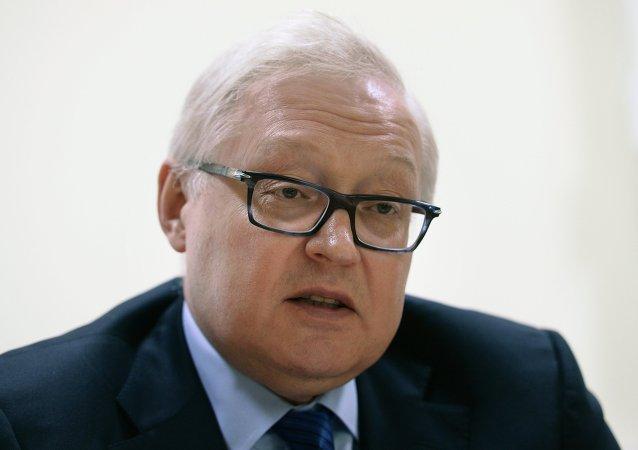 謝爾蓋•里亞布科夫