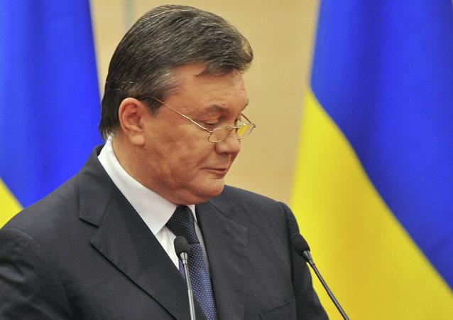 烏前總統:解決頓巴斯自治權的問題需要舉行全民公投