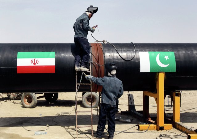 巴基斯坦天然氣管道