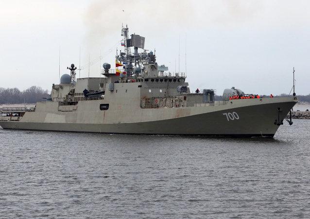 印度導彈護衛艦