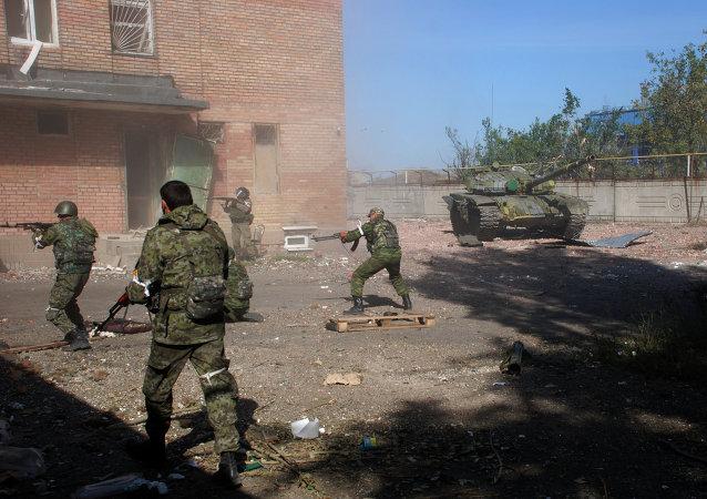 頓涅茨克人民共和國指揮部稱最近三晝夜逾500烏士兵陣亡
