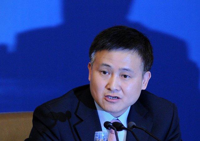 中國人民銀行副行長潘功勝