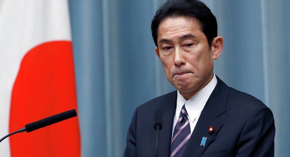 日本外務大臣岸田文雄