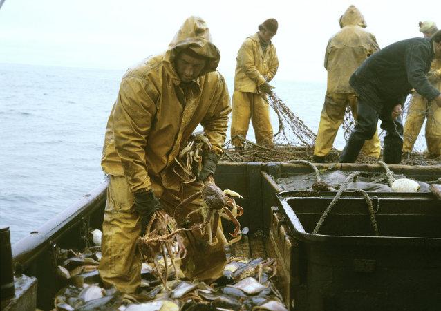 外國公司在俄捕魚受限 但加工有優惠