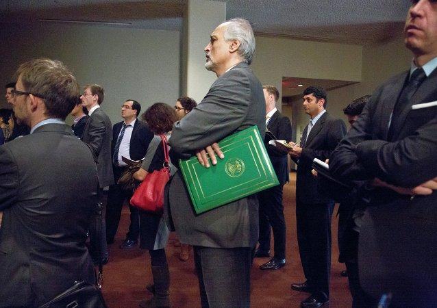 敘利亞常駐聯合國代表將率團參加在莫舉行的敘利亞間談判