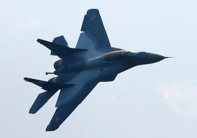 米格-29K艦載機