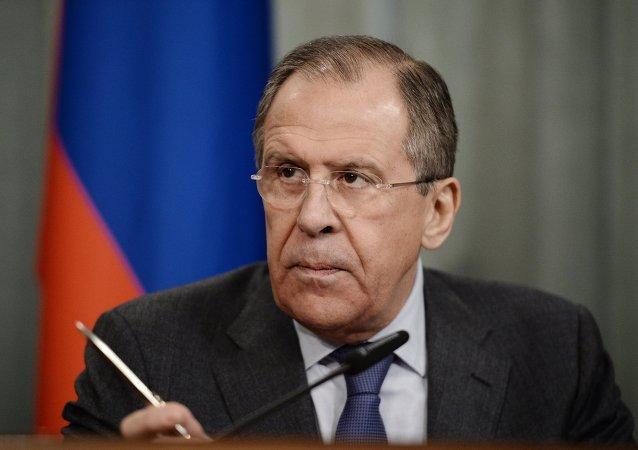 俄外長:離開敘總統無法和平解決敘利亞衝突