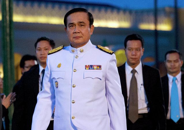 泰國總理巴育·佔奧差將軍