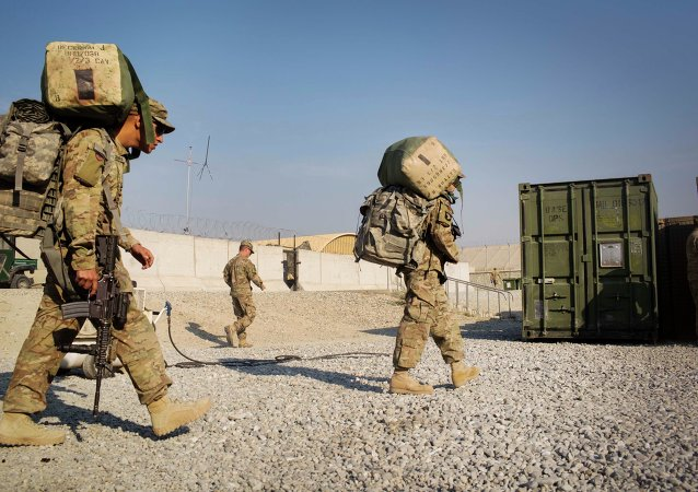 俄副防長:駐阿維和部隊未能完成安理會授予的使命