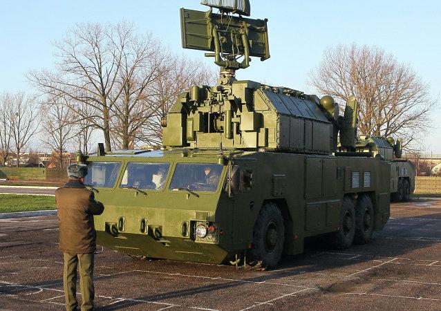 「托爾」防空導彈系統