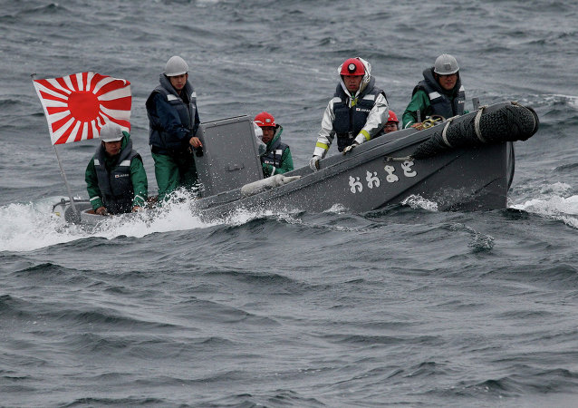 大量朝鮮漁船被洋流帶到日本沿岸