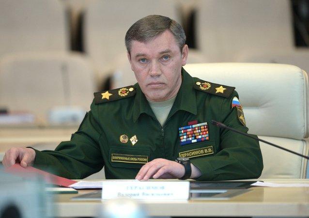 俄土兩國軍方高官通話討論敘利亞局勢