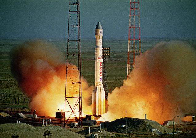 「質子」號火箭事故後的首次發射定於8月