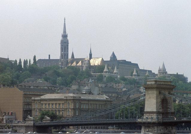 布達佩斯全景