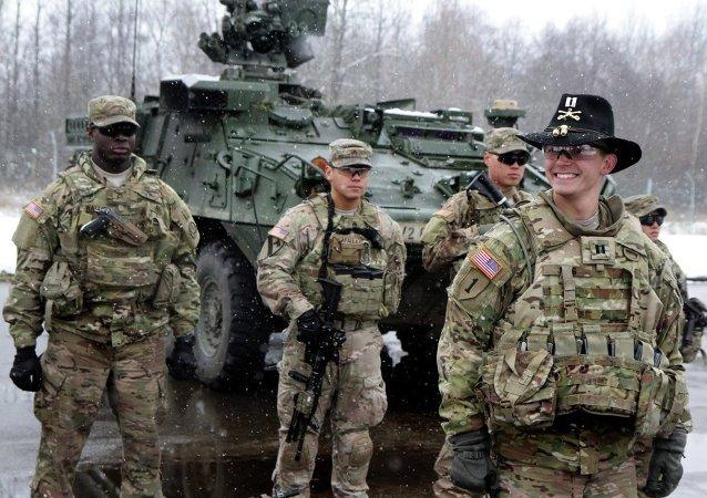 美英教官或將引起俄羅斯與北約間的局勢升級