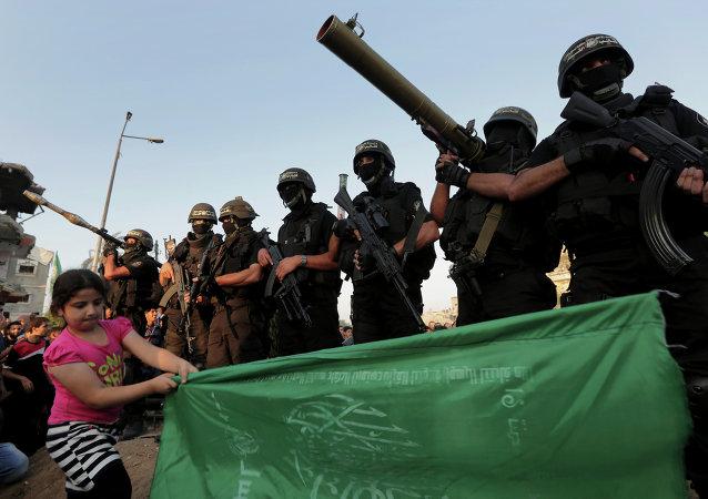 哈馬斯禁止加沙地區公開慶祝新年