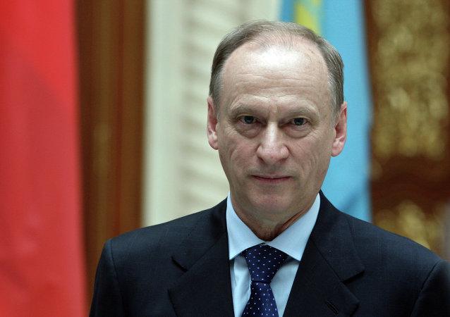 俄羅斯安全委員會秘書帕特魯捨夫