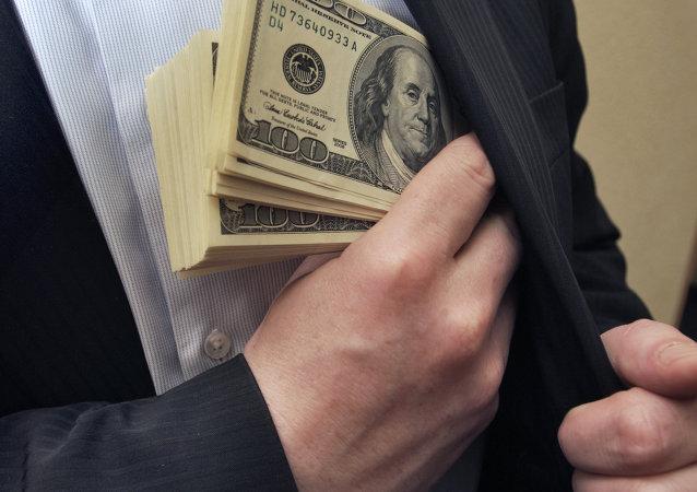 民調:俄貪腐指數降至9年最低