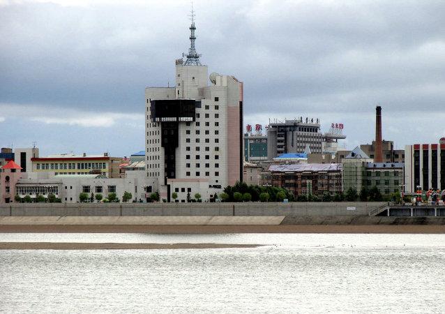 中國黑河市