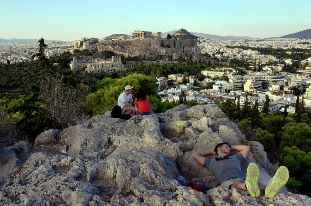 希臘– 雅典