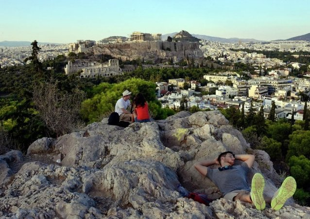 希臘 – 雅典