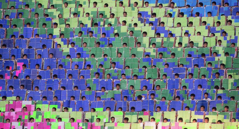 朝鮮取消了2015年的「阿里郎」慶祝活動