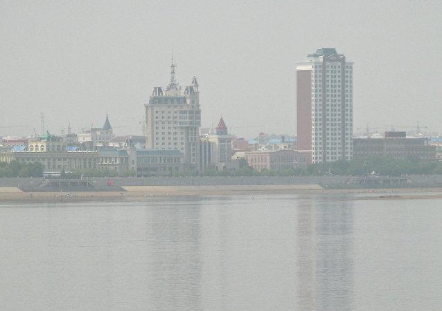 俄外貿銀行布拉戈維申斯克分行進行了首次對華出口盧布結算