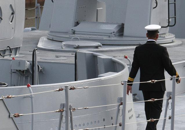 印度海軍年度最大規模演習,40余艘水上艦艇駛抵果阿海岸