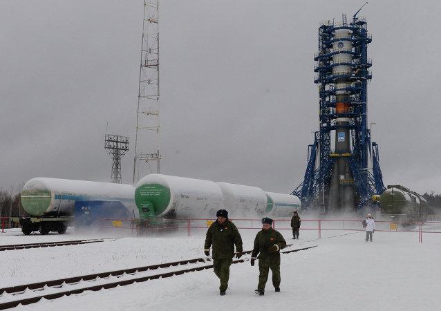 普列謝茨克航天發射