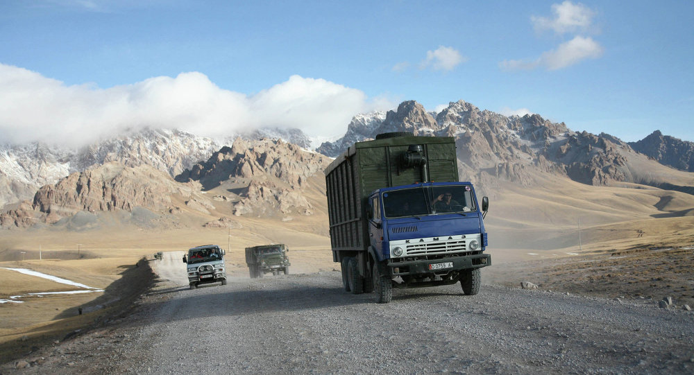 中國將自10月1日起暫時關閉中吉邊境