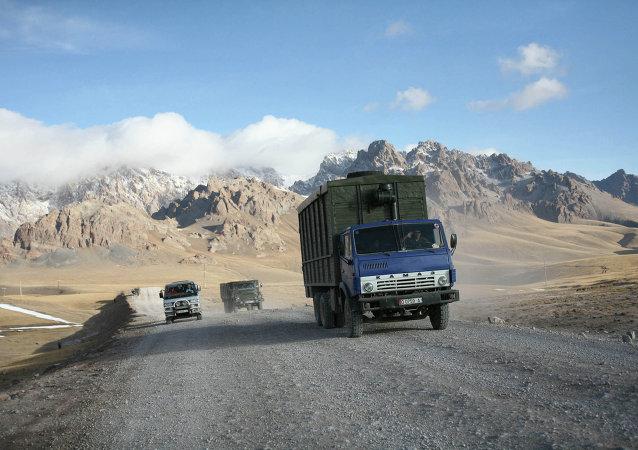 中國春節期間將關閉與吉爾吉斯斯坦的邊境口岸