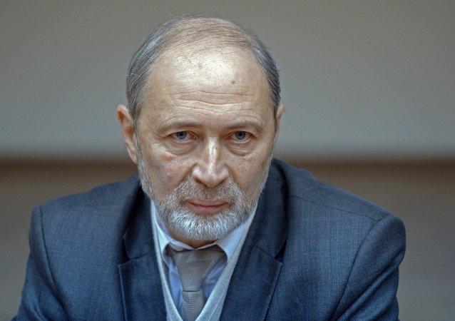 俄羅斯水文氣象中心主任羅曼∙維利凡德