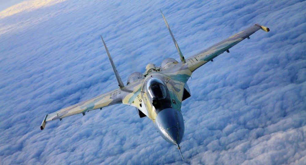 俄總統助理:俄羅斯或將向巴基斯坦供應蘇35殲擊機