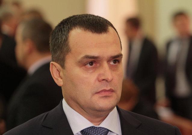 烏克蘭前內務部長維塔利•扎哈爾琴科