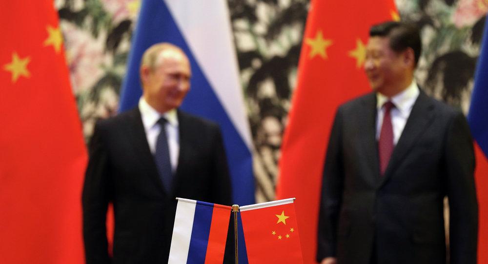 2019 年中俄關係提上一個新的高度