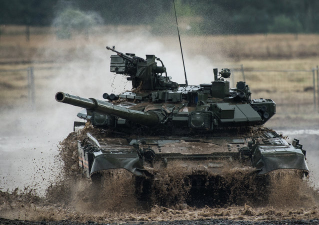 T-90型坦克