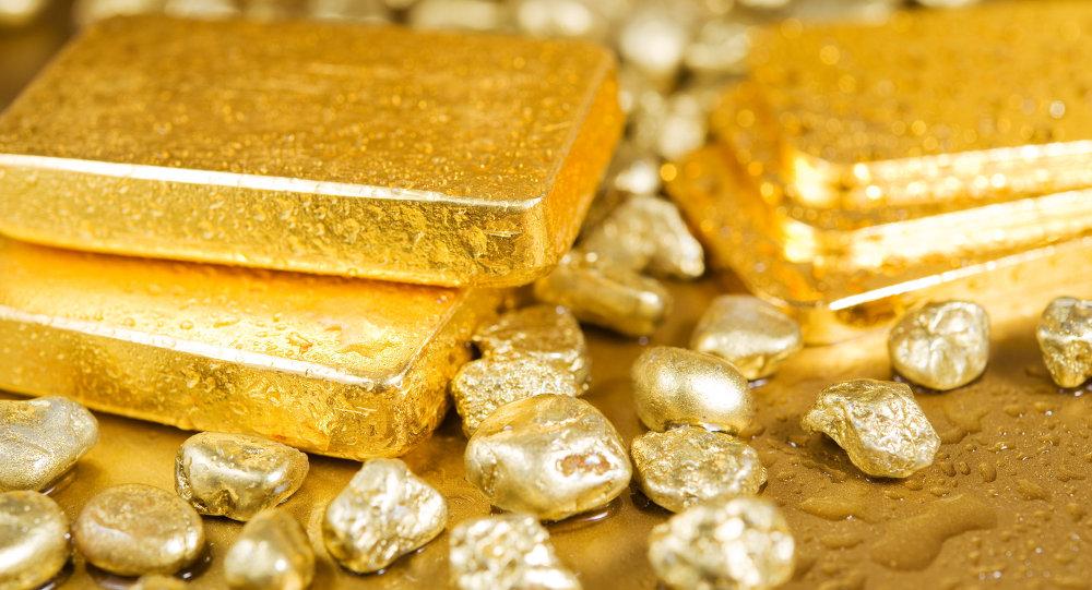 俄2016年1-2月黃金產量同比增加18.4%