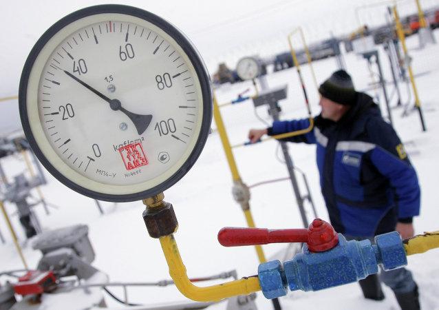 俄氣公司準備好在俄烏天然氣協議外商討向頓巴斯供氣問題