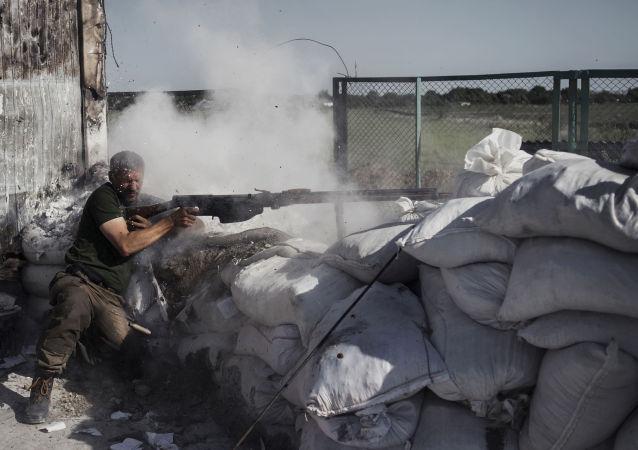 聯合國稱頓巴斯平民傷亡急劇上升
