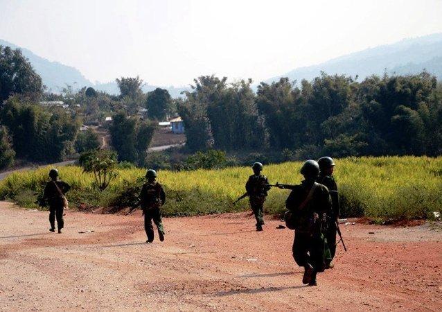 俄專家:緬甸衝突可能成為2017年亞洲的主要挑戰之一