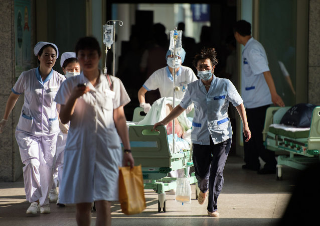 遼寧省葫蘆島一小學門前汽車撞倒多名學生5人死亡,18人受傷