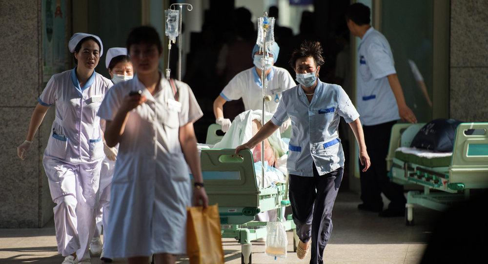 中國內蒙古確診1例腺鼠疫病例