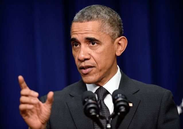 媒體:奧巴馬不排除俄羅斯對美國競選施加影響的可能