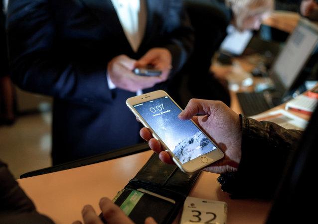 俄市場所售四分之一智能手機是中國產